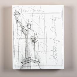 Cuadro-Loteria-Statue-of-Liberty-40X50-CM9022