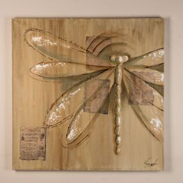 Cuadro-Libelula-Da-Vinci-110x110