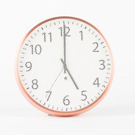 Reloj-Pared-Pertfime-cobre