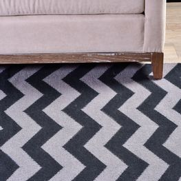 Tapete-Chevron-Ivory--Charcoal
