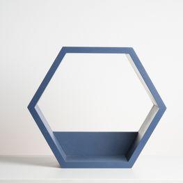 repisa-hexagonal-azul