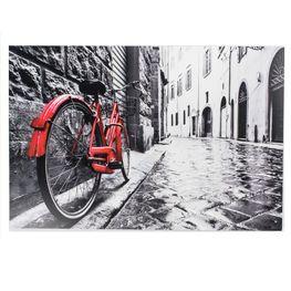 Cuadro-Bicicleta-Roja-120x80cm