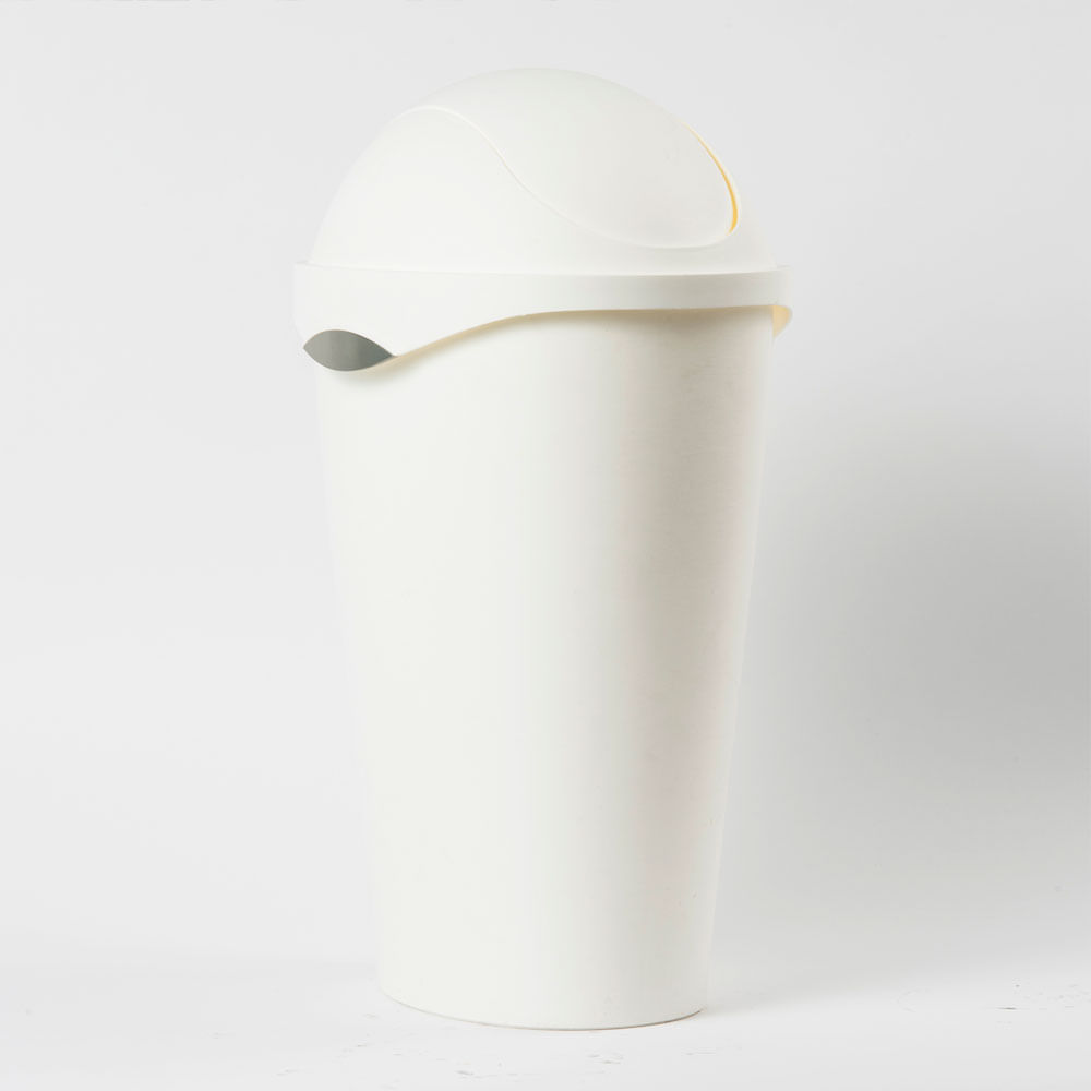 Bote de basura Swinger 45 L Blanco Online  d3c406096358
