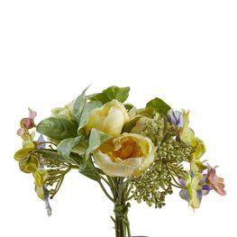 Ramillete-Tulipan-Peonia-Hortensia-Amarillo