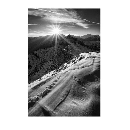 cuadro-Marmolada-Sunset
