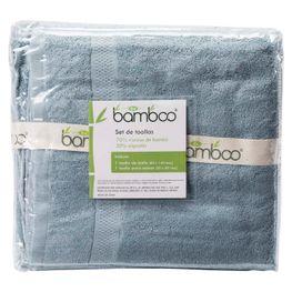 Set-de-Toallas-de-Bamboo-Azul-MO24823