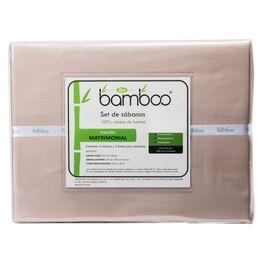 Set-de-Sabanas-Matirmonial-de-Bamboo-Arena-MO24828-copia