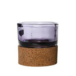 Portavelas-Tea-Light-Base-Corcho-Morado-MO25003_001