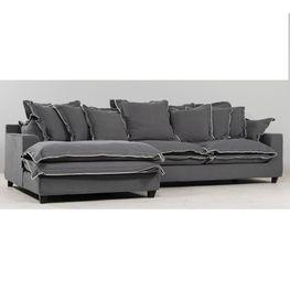 Sofa-Britannia-con-Chaise-izquierdo-Gris